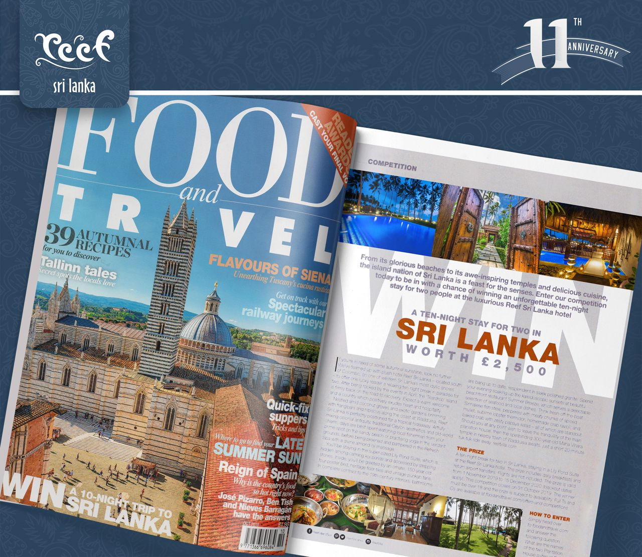 Food Travel lite