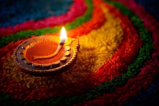 Happy Diwali from Reef Villa & Spa