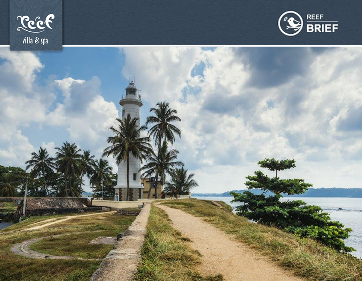Galle Lighthouse, Sri Lanka